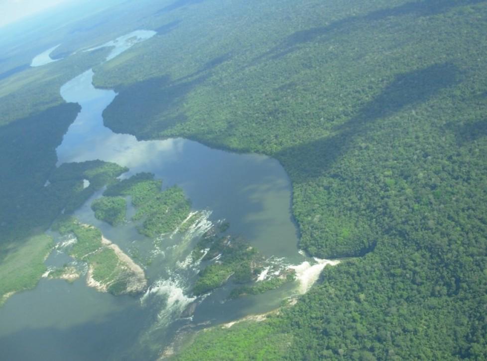 Conservação de cavernas - Parque Nacional  do Juruena